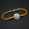 OJSB052-pulsera-copo-nieve-baqueira-beret-silver-925-outdoor-jewels-naranja.jpg
